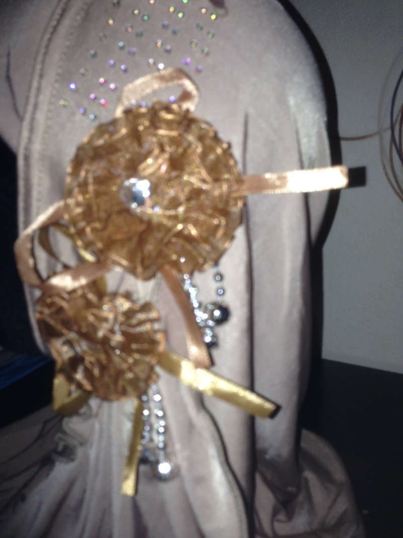 HIJAB à fleur perle et strass 4e Img_3816