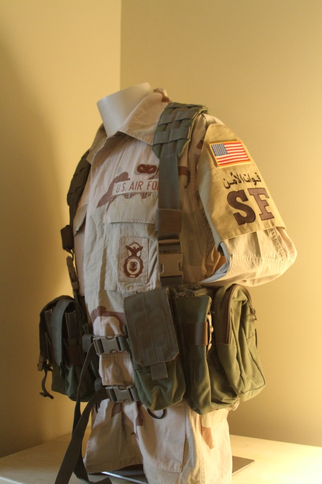 USAF Security Forces display 00110
