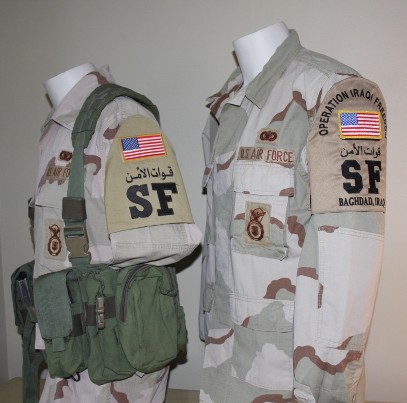 USAF Security Forces display 00510