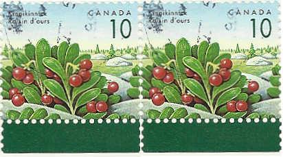 Briefmarken - Briefmarken mit durchlaufenden Markenbild Durchl14