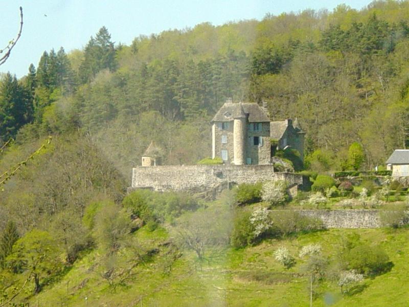 Chateaux du Cantal... Dsc04310