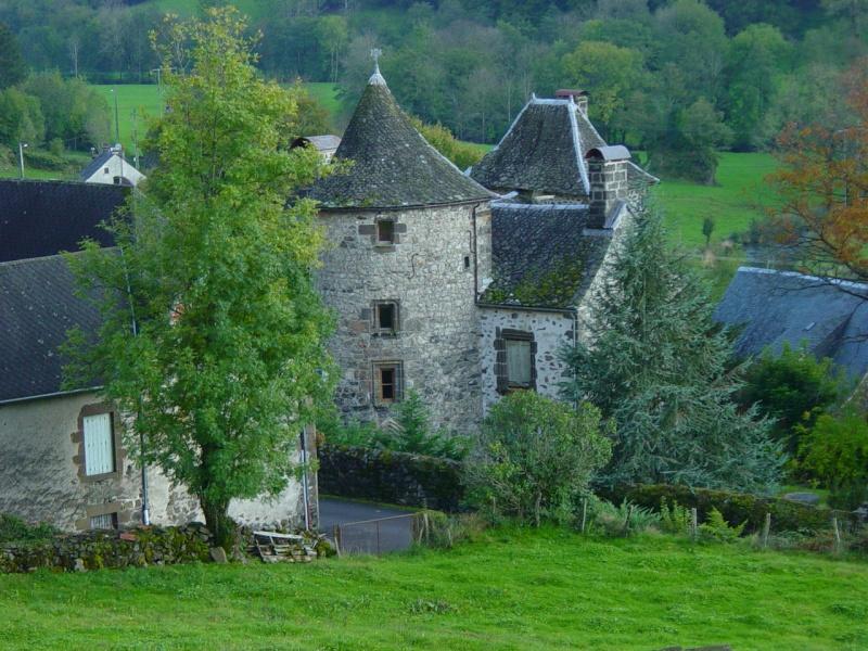Chateaux du Cantal... Dsc04910