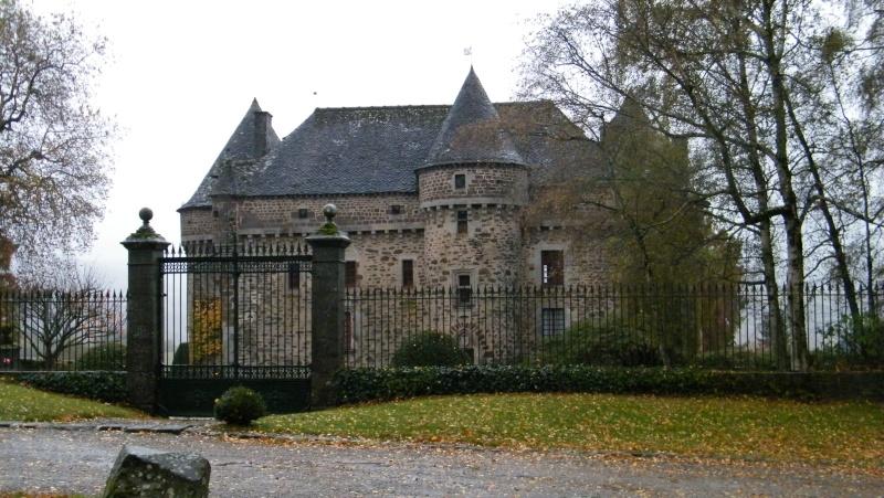 Chateaux du Cantal... Dscf0511