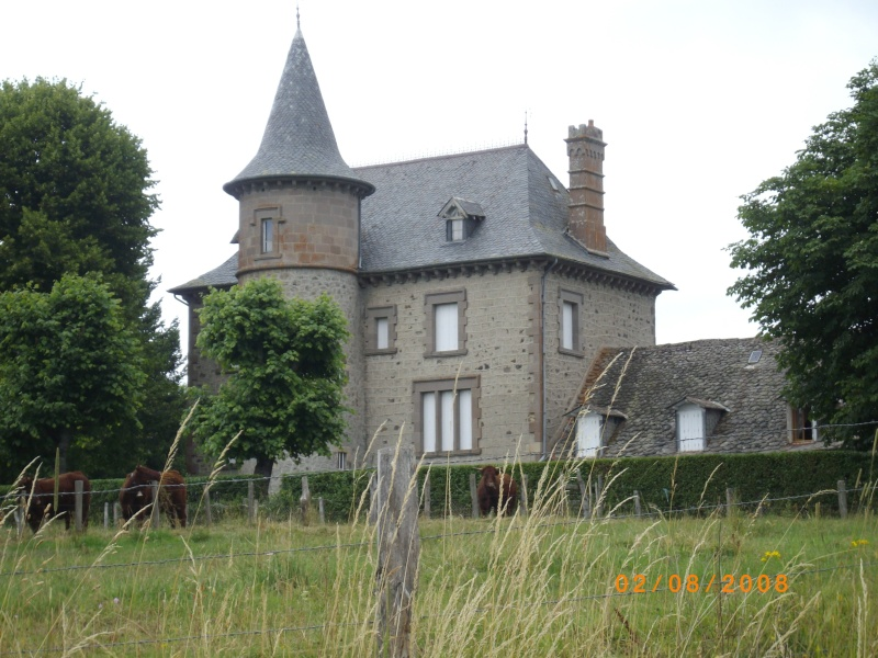 Chateaux du Cantal... Imgp1110