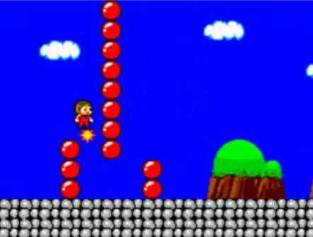 [Master System] Alex Kidd in Miracle World 1110