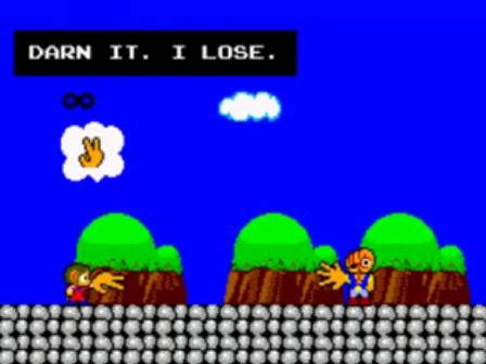 [Master System] Alex Kidd in Miracle World 1310