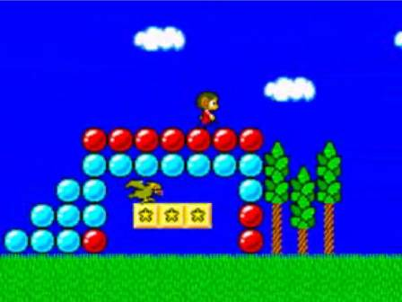 [Master System] Alex Kidd in Miracle World 1510
