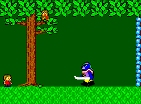 [Master System] Alex Kidd in Miracle World 1610