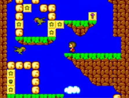 [Master System] Alex Kidd in Miracle World 210