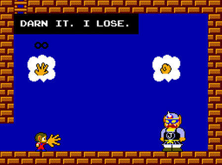 [Master System] Alex Kidd in Miracle World 2510