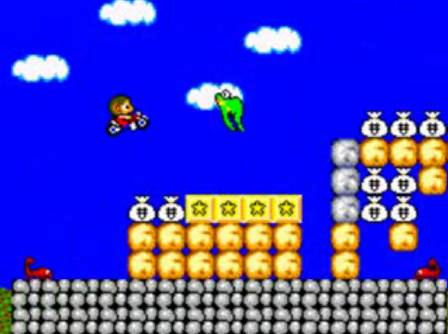 [Master System] Alex Kidd in Miracle World 310
