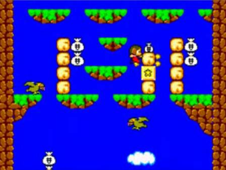 [Master System] Alex Kidd in Miracle World 410