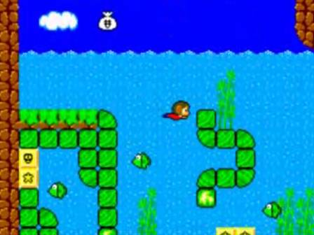 [Master System] Alex Kidd in Miracle World 510
