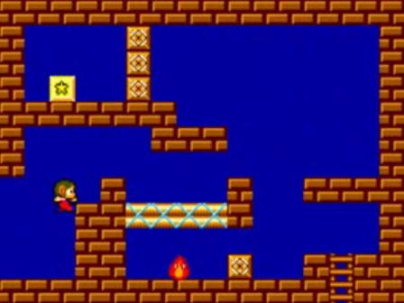 [Master System] Alex Kidd in Miracle World 810