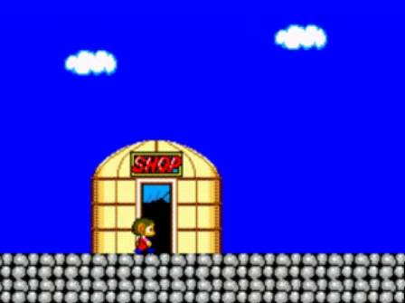 [Master System] Alex Kidd in Miracle World 910