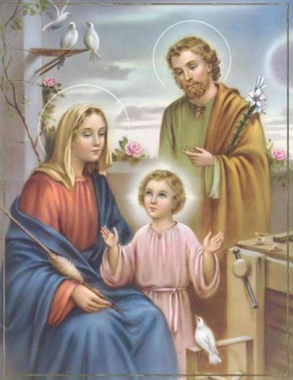 Fête de la Sainte Famille Sainte11