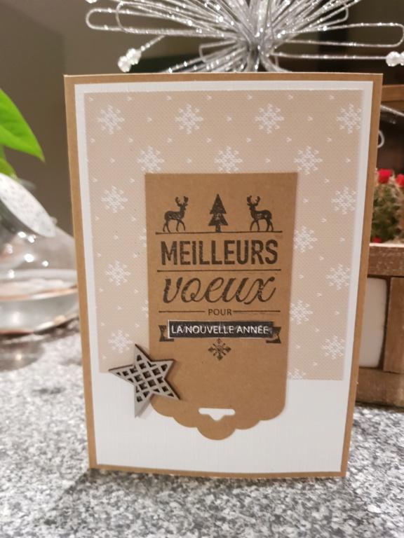 Muriel scrappe Noël 2018 20181212