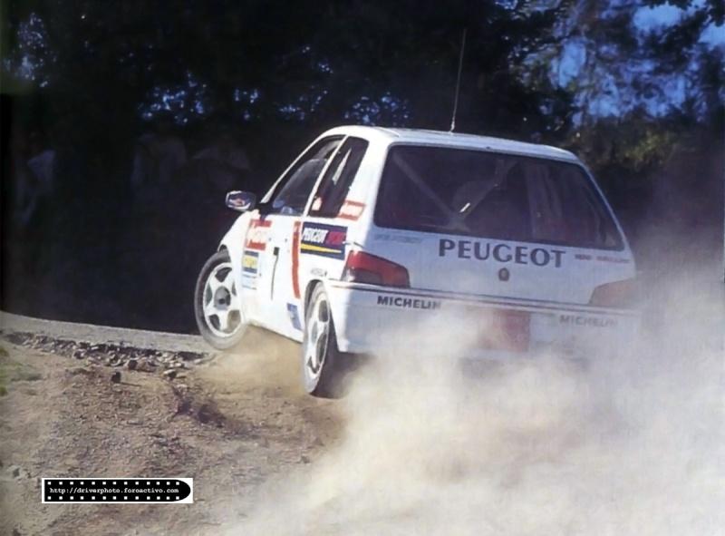 Skin Sergio Vallejo Peugeot 106 1995 1995se10