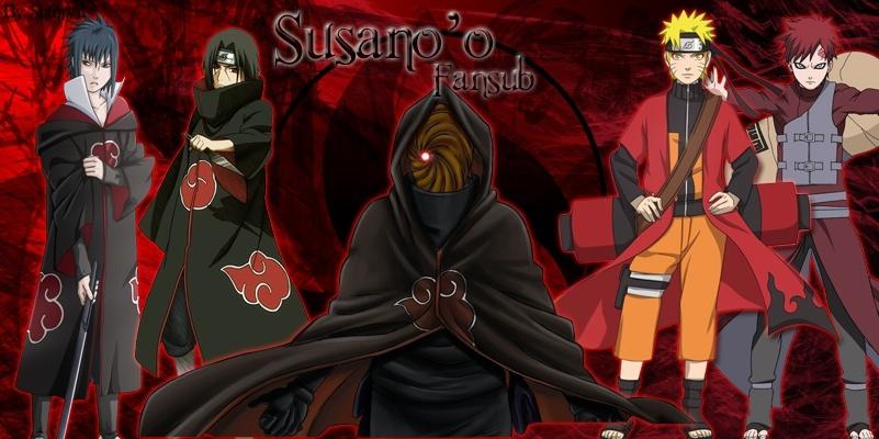 Susano'o fansub