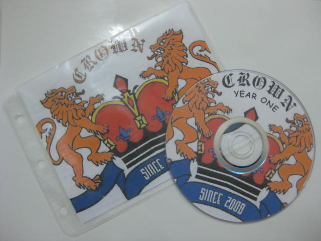 DVD CROWN YEAR ONE Img_4047