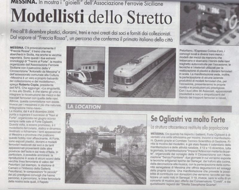 4 -> 8 dicembre 2009:  TRENINI AL FORTE (Messina) - Pagina 2 Img01010
