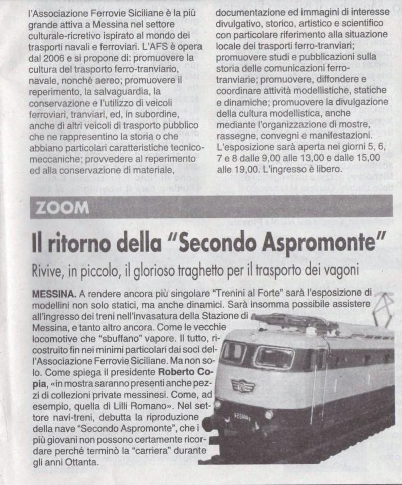 4 -> 8 dicembre 2009:  TRENINI AL FORTE (Messina) - Pagina 2 Img01110