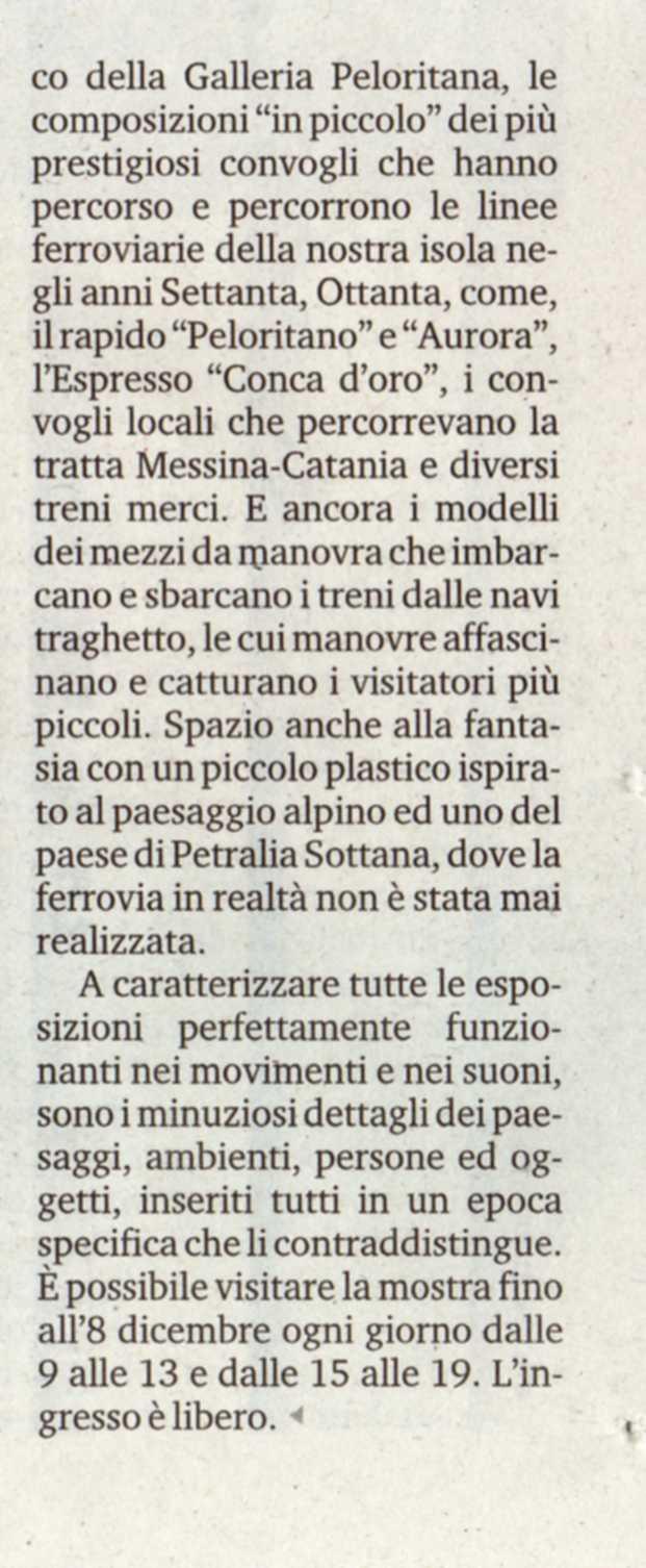 4 -> 8 dicembre 2009:  TRENINI AL FORTE (Messina) - Pagina 2 Img01310