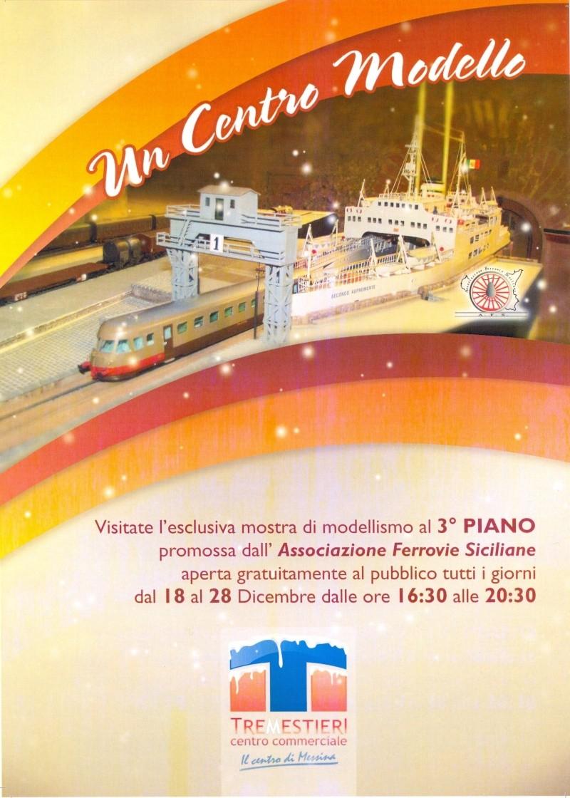18 -> 28 dicembre 2009 l'AFS in mostra al Centro Commerciale Tremestieri Scansi10