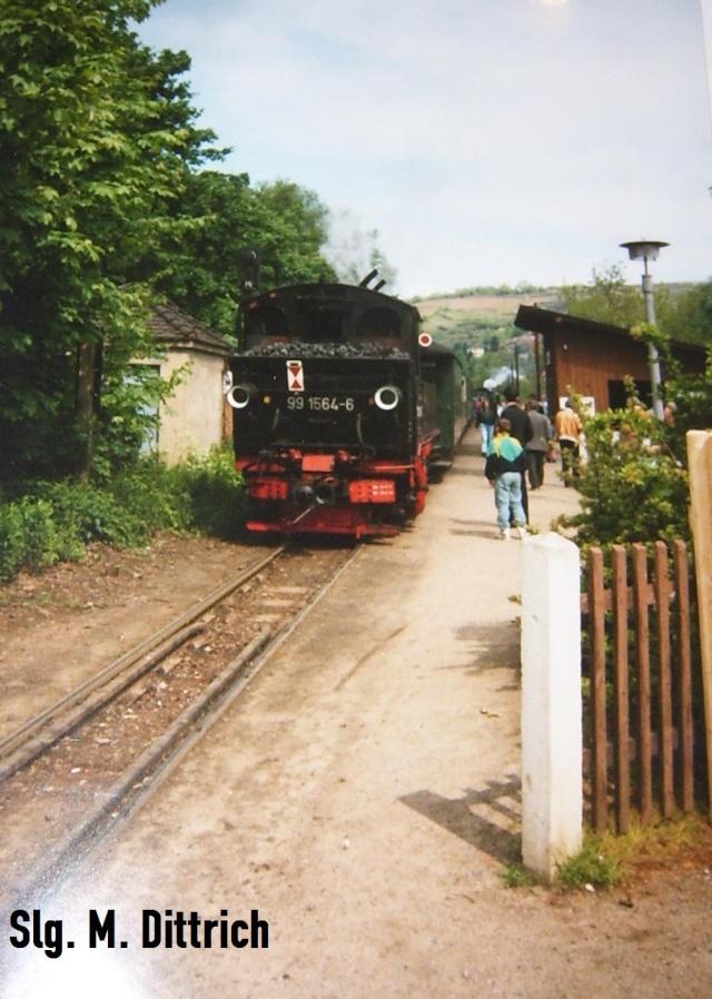 sächsische Schmalspurbahn - 750mm-Schmalspurlokomotiven  - Seite 2 101_0110