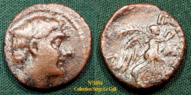 Votre avis sur un bronze de Cilicie 1694bi10