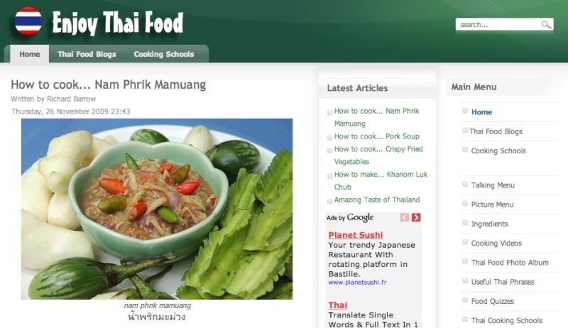 Des idées de cuisine asiatique Screen10