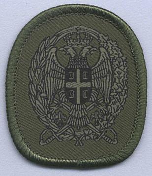 Army of Serbia cap patches Vs_kov15