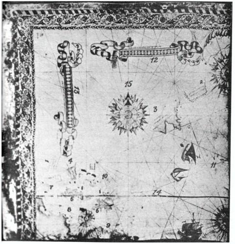 Le mystère des cartes de Piri Reis  Cartei19