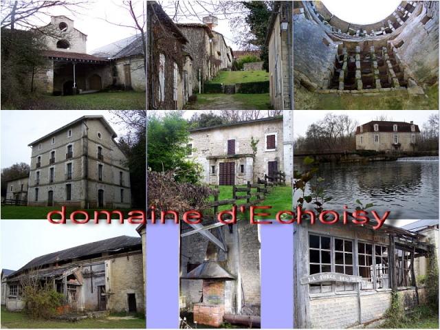 visite : 16 - Cellettes (Mansle) domaine d'Echoisy, moulin - gratuit et potager - vente - et jardin d'Isis 16_ruf11