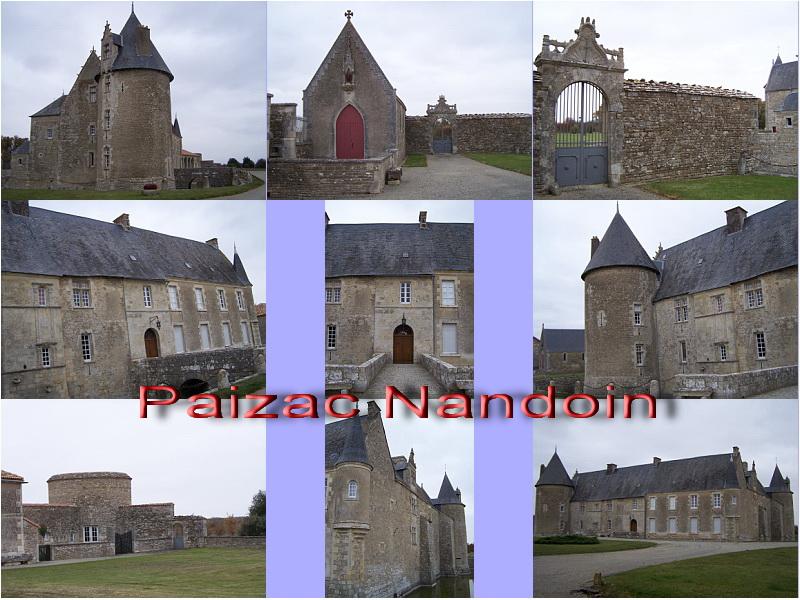 visite : 16 - Paizac-Nandouin-Embourie, site gallo-romain - gratuit 16_ruf14