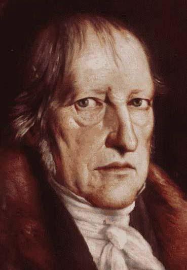 PERSONAGGI TEMATICI: SPAZIO ALLA FANTASIA Hegel10