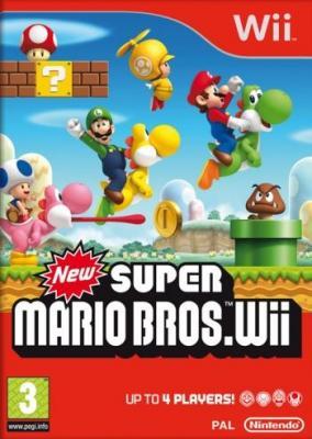 New Super Mario Bros Wii. New-su10