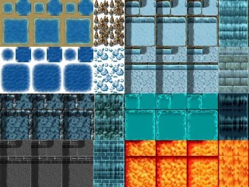 Recolorations du TileA1 Tilea111