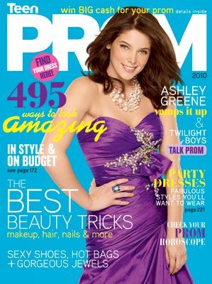 TeenProm magazine. [16 Déc 2009] 12150910