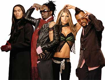 Black Eyed Peas Black-10