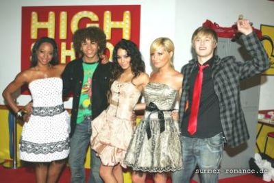 High School Musical Premiere [9-11-06] Norm1638