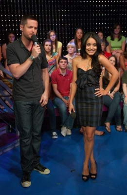 at MTV`s TRL Norma536