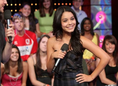 at MTV`s TRL Norma540