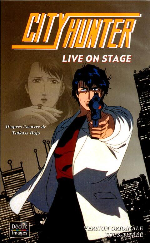 Live on stage; la mort du grand criminel Ryô Saeba VF Liveon12