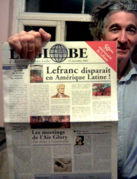 "Le journal ""Le Globe"" Leglob11"