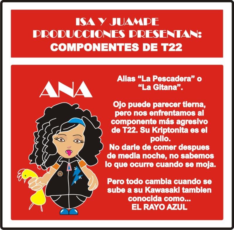 COMPONENTES DE T22 Persna11