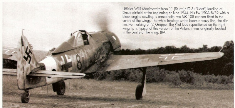 FW190 A8/R8 - 1/48 - Page 5 810