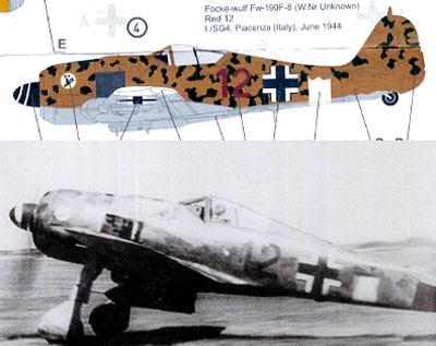 1/72nd Fw-190's and Airfix P-40 Image021