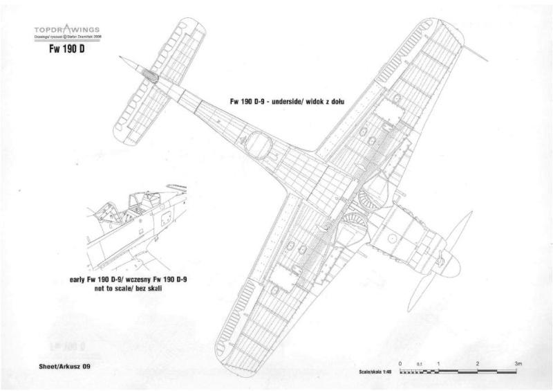 FW190-D9 of JG26 Rivets11