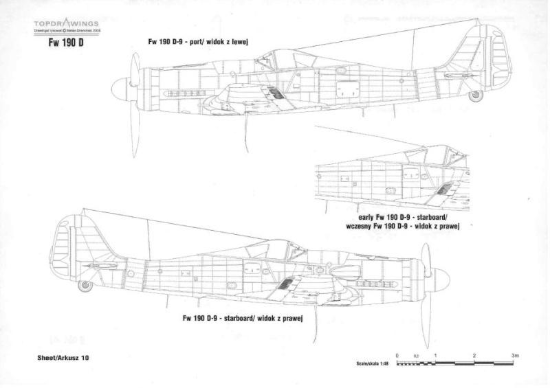FW190-D9 of JG26 Rivets12
